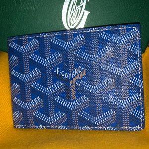 GOYARD card holder wallet